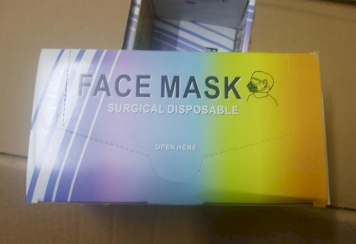 كمامات FACE MASK طبي 3PLY SURGICAL