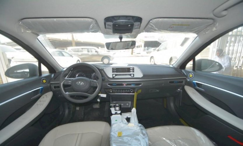 سياره هونداى سوناتا 2020 الشكل الجديد للبيع