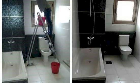 شركة تنظيف المنازل والخزانات بالمدينة المنورة
