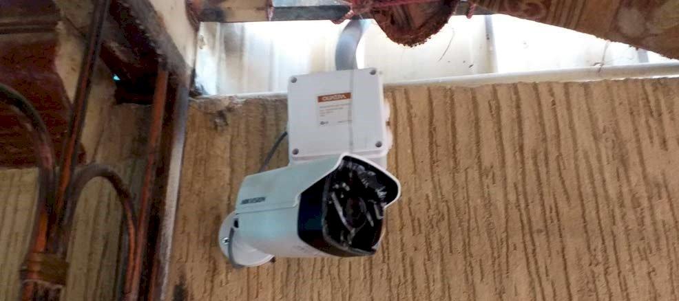 تركيب كاميرات المراقبة احترافي بالرياض
