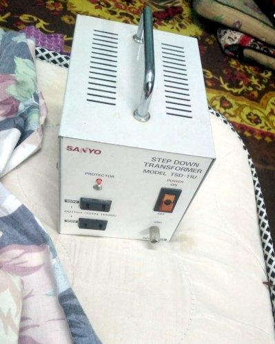 محول كهربائي بحالة جديدة للبيع بالرياض