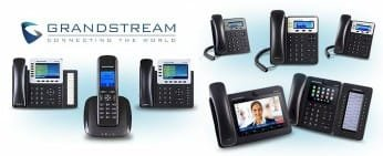سنترال جراند ستريم IP telephone توريد وتركيب